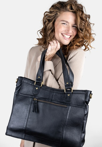 ReDesigned Molly Urban Bag Black