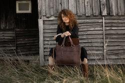 ReDesigned Molly Urban Bag Dark Brown