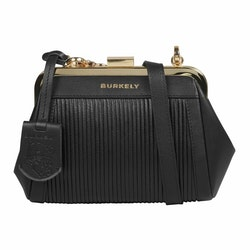 Burkely Winter Special Small Clutch Black