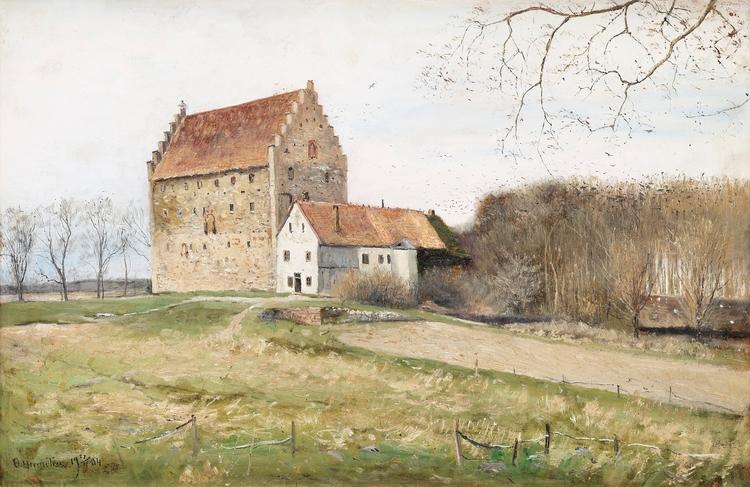 GLIMMINGEHUS BORG av Olof Hermelin