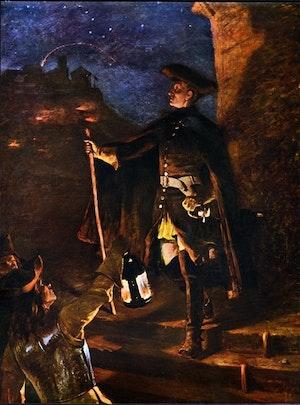 KARL XII 30. NOVEMBER av Gustaf Cederström