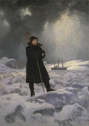 UPPTÄCKSRESANDEN A.E. NORDENSKIÖLD av GEORG VON ROSEN