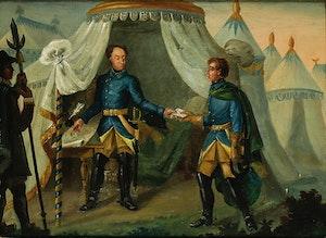 KARL XII KRIGARKUNGEN av CARL ANDREAS DAHLSTRÖM