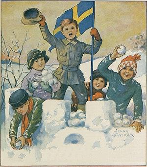 SVEA SNÖBORG av JENNY NYSTRÖM