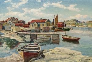 KÄRINGÖN ORUST 1923 av JOHAN ERICSON