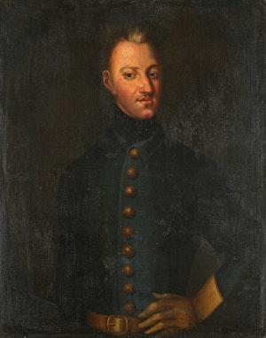 KARL XII av Okänd Mästare