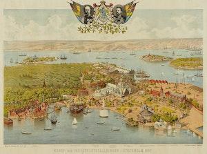 STOCKHOLM UTSTÄLLNINGEN 1897 Bilaga till Arbetarens Vän