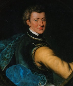 KARL XII av Francois de la Croix