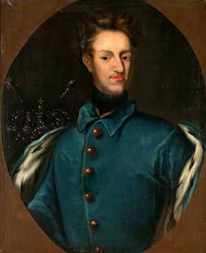 KARL XII av Johann Heinrich Wedekind