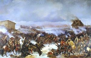 NARVA 1700 av Alexander von Kotzebue