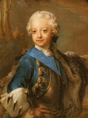 GUSTAV III SOM SJUÅRING av Gustaf Lundberg