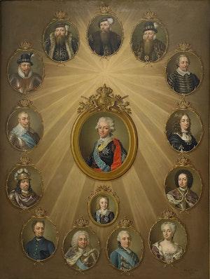 DEN GUSTAVIANSKA FAMILJEN av Ulrica Pasch