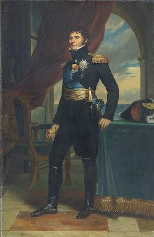 KARL XIV JOHAN av François Gérard
