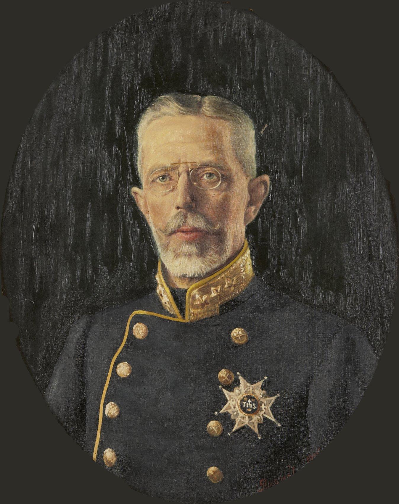 GUSTAF V 1915 av Raquet