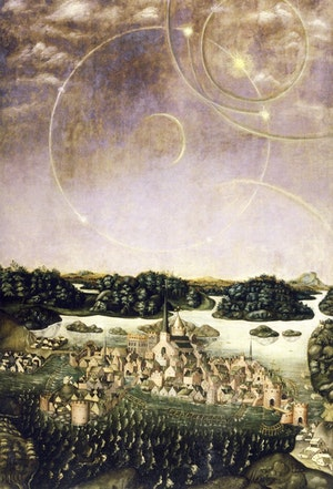 VÄDERSOLSTAVLAN av Jacob Heinrich Elbfas