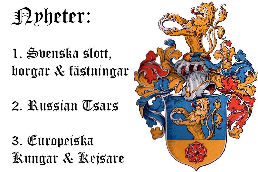 NYA UNIKA BILDER PÅ WWW.ROJALIST.SE