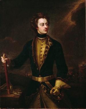 KARL XII av Michael Dahl d.ä.