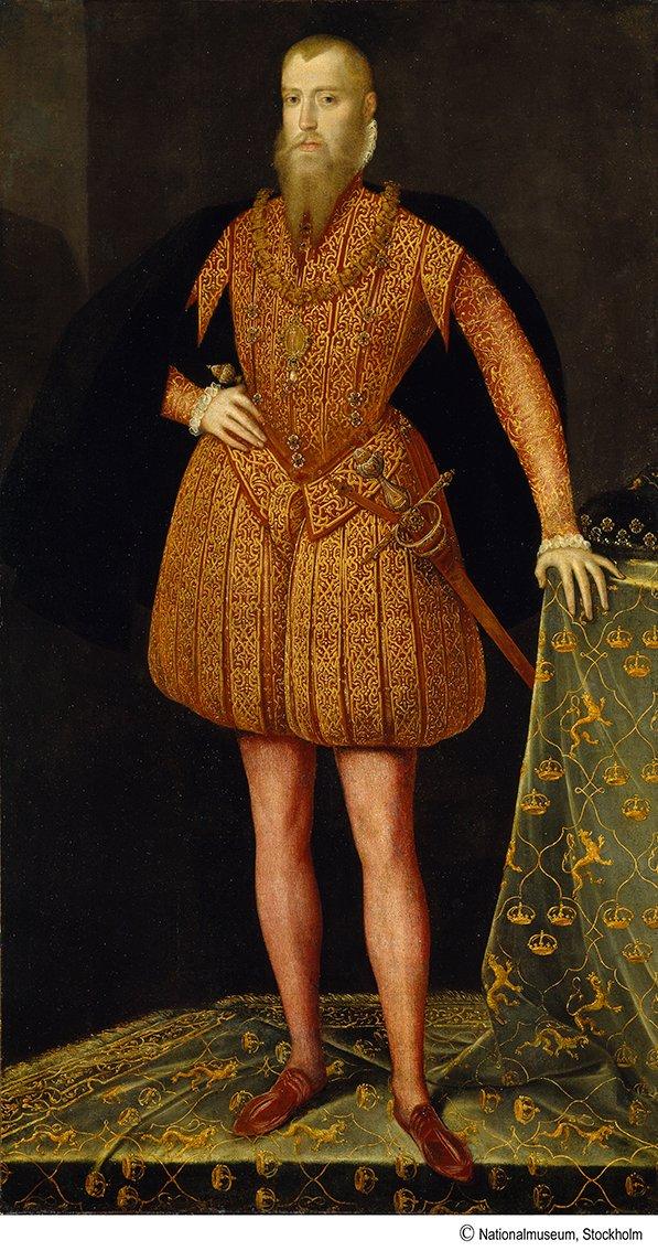 ERIK XIV av Steven van der Meulen