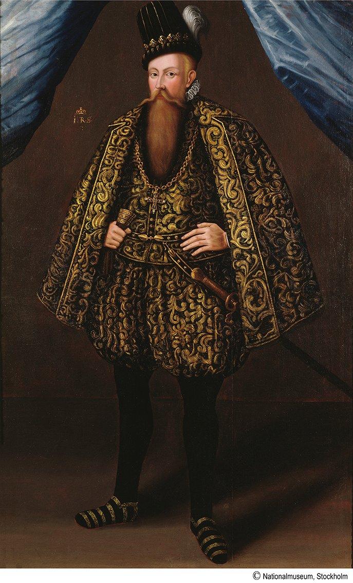JOHAN III efter JOHAN VAN UTHER