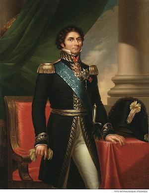 KUNG KARL XIV JOHAN av FREDRIK WESTIN