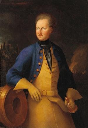 KARL XII I BENDER av AXEL SPARRE