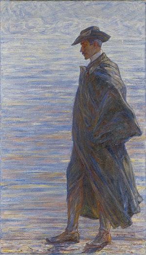 VERNER VON HEIDENSTAM 1911 av J.A.G. ACKE
