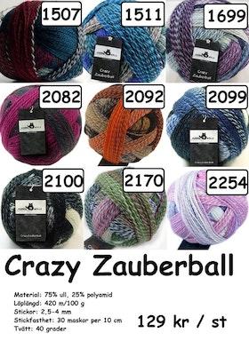 Crazy Zauberball