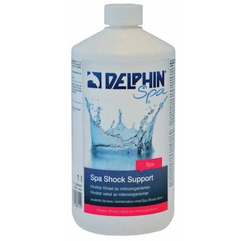 Delphin Spa Shock Support
