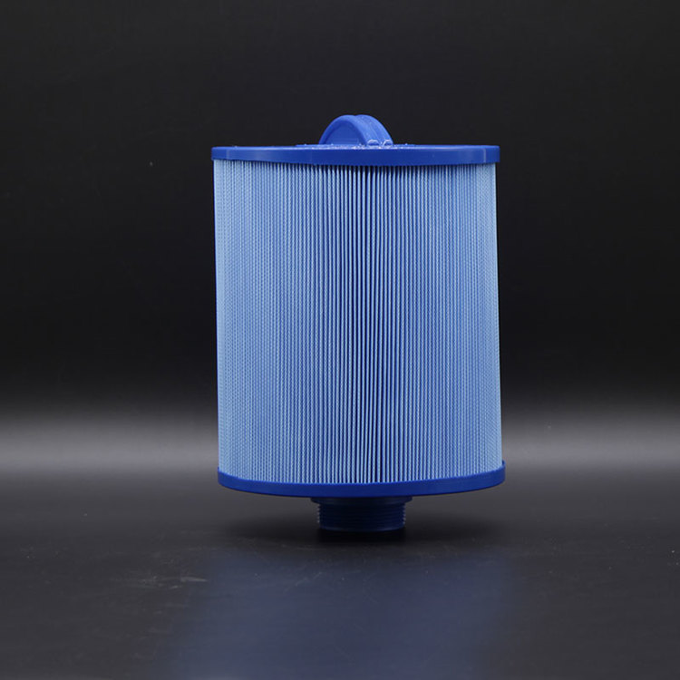 Wellis SpaFilter 175 × 152  Antimicrobial blue fingängad
