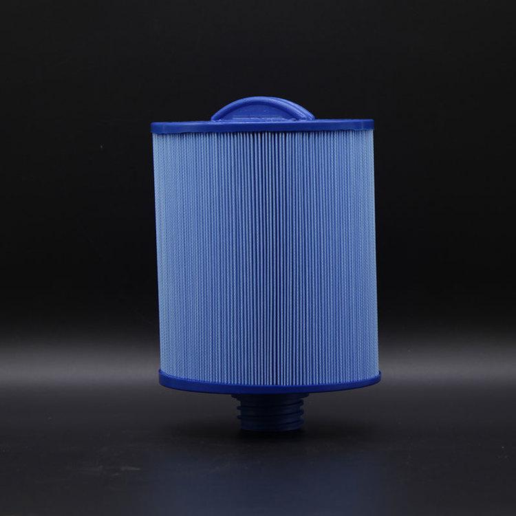 Wellis SpaFilter 175 × 152  Antimicrobial blue grovgängad