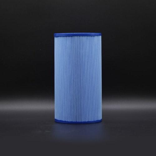 Wellis SpaFilter 235 × 127  Antimicrobial blue utan gängor
