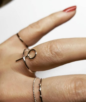 LILITH ROUND RING