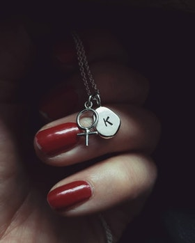 LILITH & ME NECKLACE
