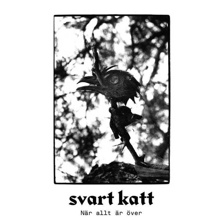 Svart Katt - När allt är över LP