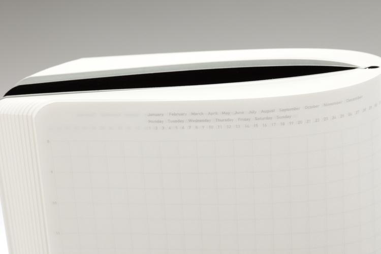 Stálogy 018 365 Days Notebook [A6] Blå