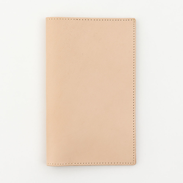 Midori MD Goat Leather Cover [A4]