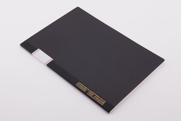Stálogy 016 Vintage Notebook [B5] Grön