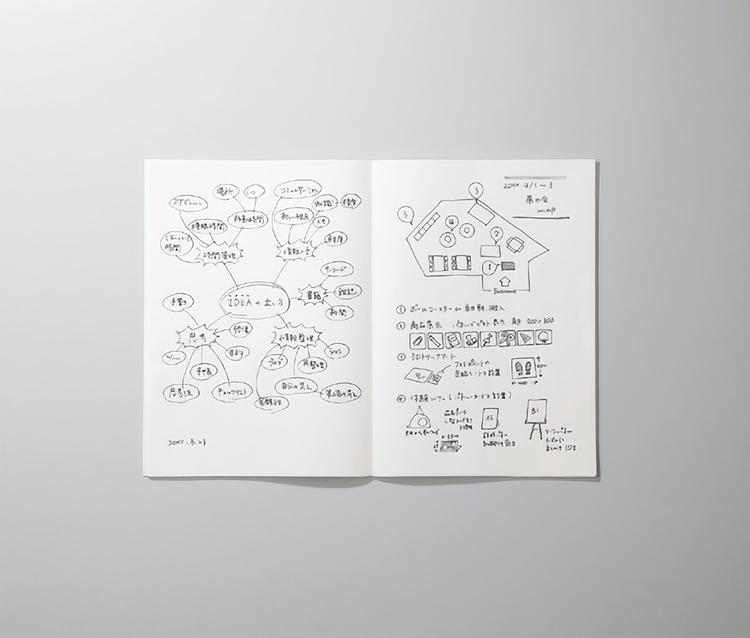 Kokuyo Campus Business Notebook A5 Blank Grå