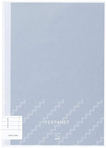 Kokuyo PERPANEP Notebook - Tsuru Tsuru A5 6 mm Steno
