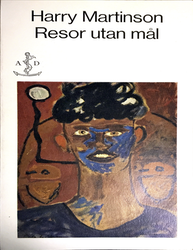 Martinson, Harry – Resor utan mål