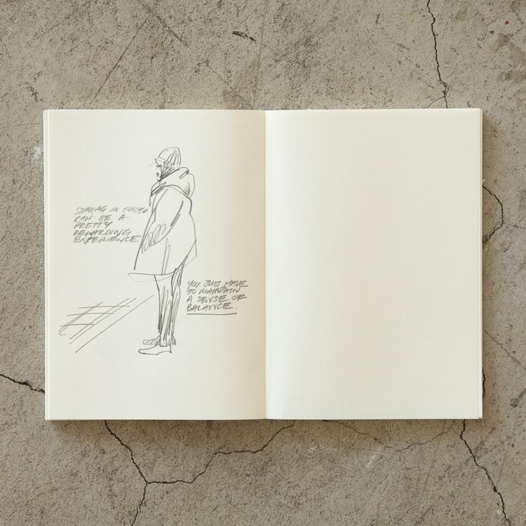 Midori MD Notebook [A5] Punktad (Dot grid)