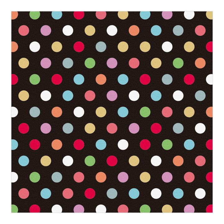 Midori Origamipapper Dots