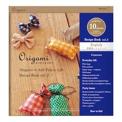 Midori Origami Recipe Book Vol.2
