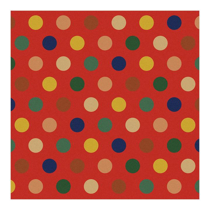 Midori Origamipapper Kraft Dots
