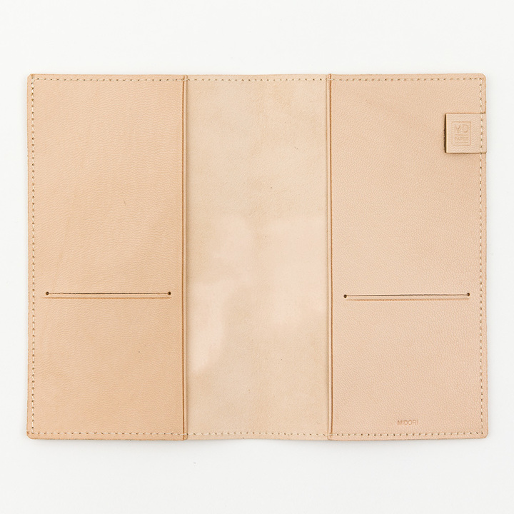 Midori MD Goat Leather Cover [A5]