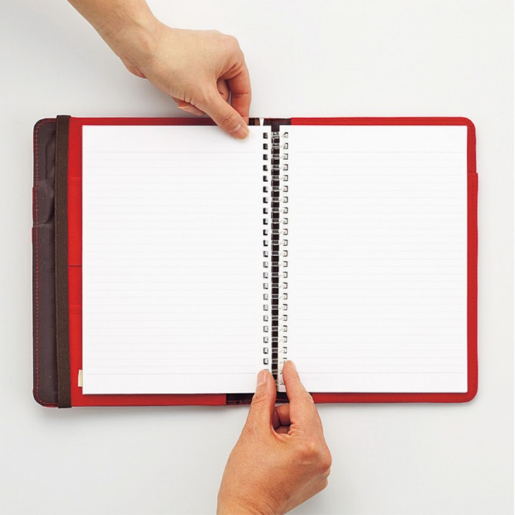 LIHIT LAB Smart Fit Cover Notebook