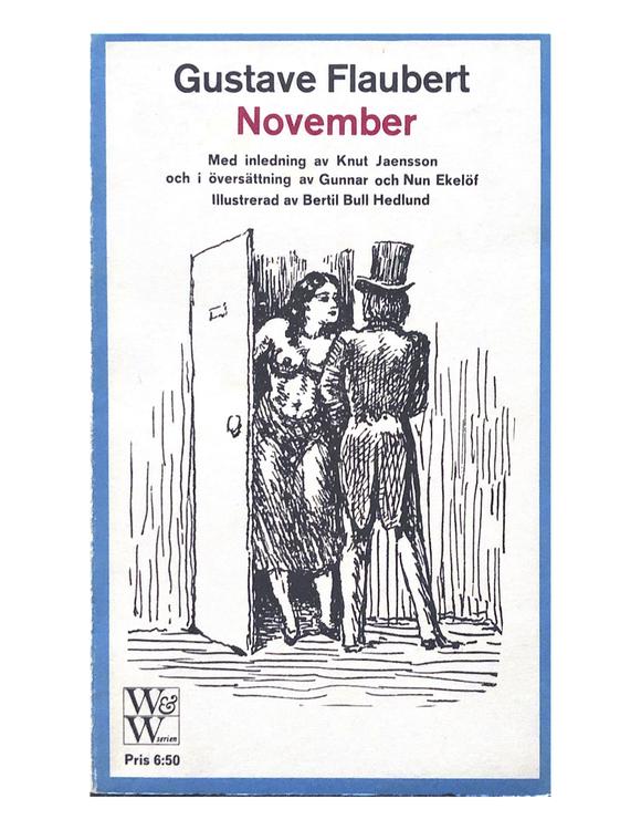 Flaubert, Gustave – November