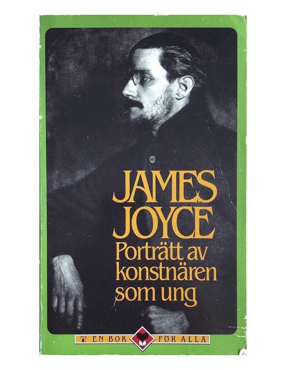 Joyce, James – Porträtt av konstnären som ung
