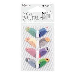 Midori Sticky Notes Birds