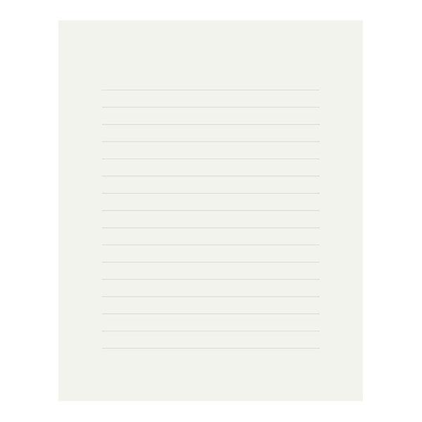 Midori MD Cotton Letterpad [A5]